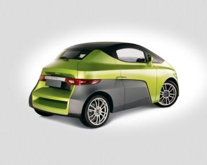 Mahindra Reva NXG Concept 2