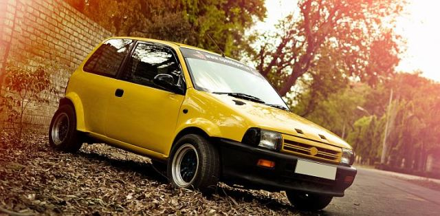 5 Tastefully Modified Maruti Suzuki Zen Hatchbacks You Ll