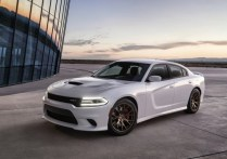 2015 Dodge Charger Hellcat 1