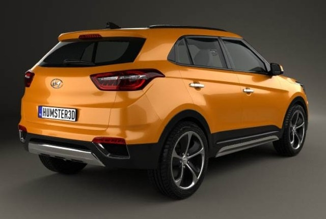 Hyundai Has Given The Ix25 Compact Suv A Brand New Name
