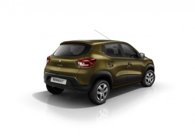 2015 Renault Kwid Budget Hatchback 5