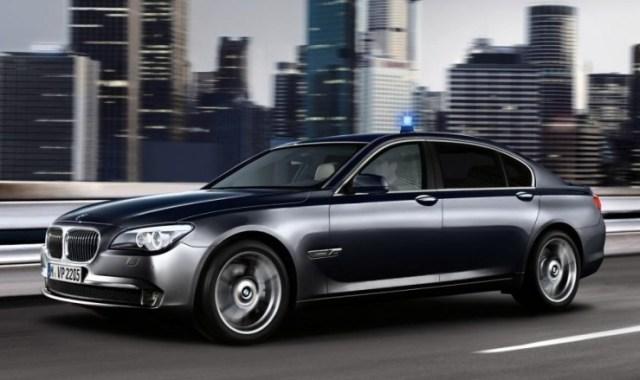 BMW 7-Series 760 Li Security Edition