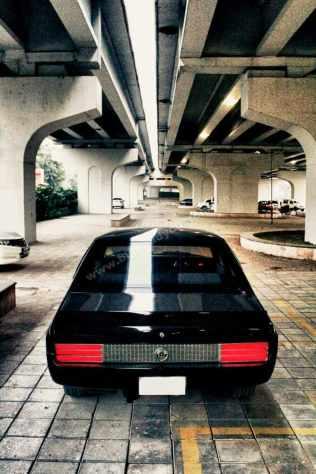 Chevrolet Camaro based on the Hindustan Contessa 4