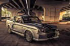 Chevrolet Optra to Ford Mustang Eleanor Replica 5