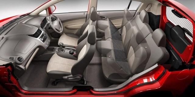 Chevrolet Sail U-VA Interiors
