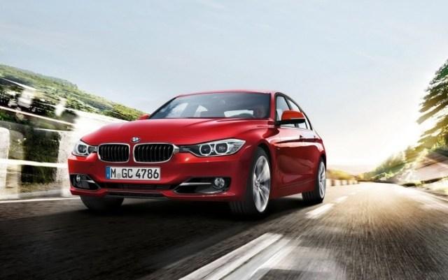 F30 BMW 3-Series