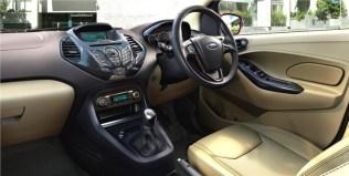 Ford Figo Aspire Compact Sedan 2