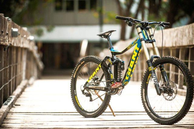 Giant Glory Mountain Bike 1