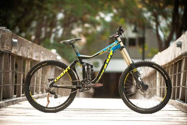 Giant Glory Mountain Bike 2