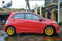 Honda Brio Modified 1
