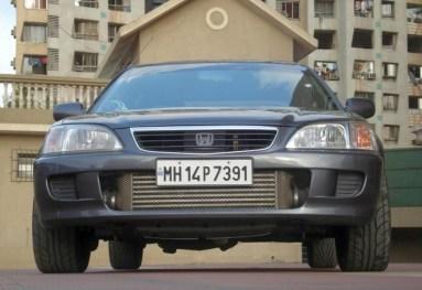 Honda City Turbo 1