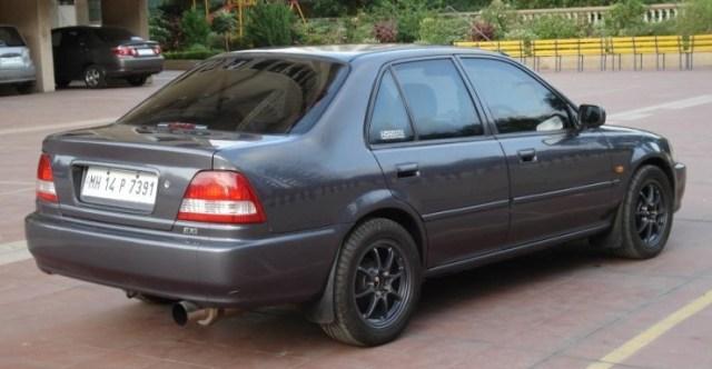 Honda City Turbo 4