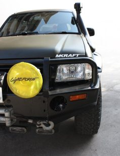 MKraft's Ford Endeavour Custom 3