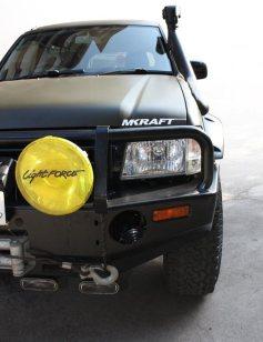 MKraft's Ford Endeavour Custom 3