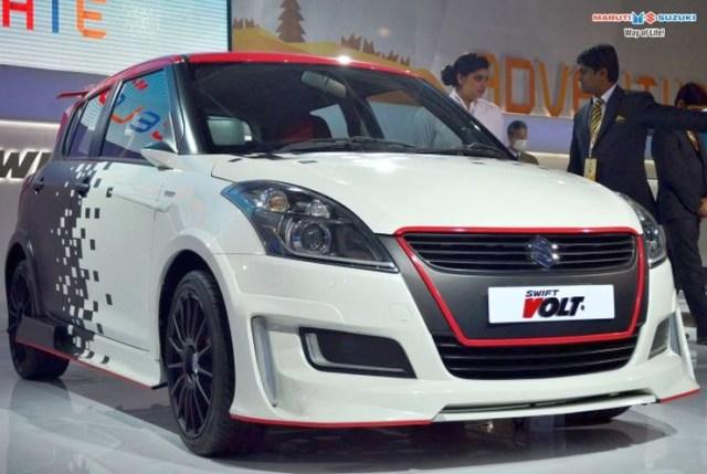 Maruti Suzuki Swift Volt