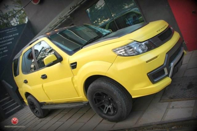 MotorMind's Tata Safari Storme Custom 1