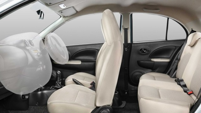 Nissan Micra Active Interiors