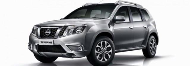 Nissan Terrano Groove Edition