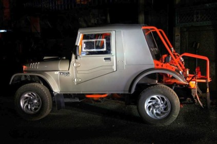 Performance Auto's Mahindra Rally Thar 4