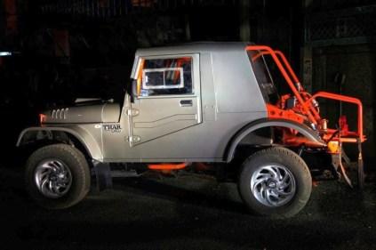 Performance Auto's Mahindra Rally Thar 4