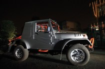 Performance Auto's Mahindra Rally Thar 5