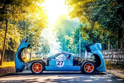 Racetech India's Ford GT40 Replica 4