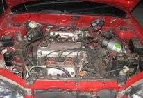 RedEye's Mitsubishi Lancer Sedan 1