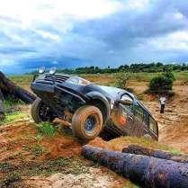 Vishnu Rajam's Ford Endeavour Off Road Custom 3