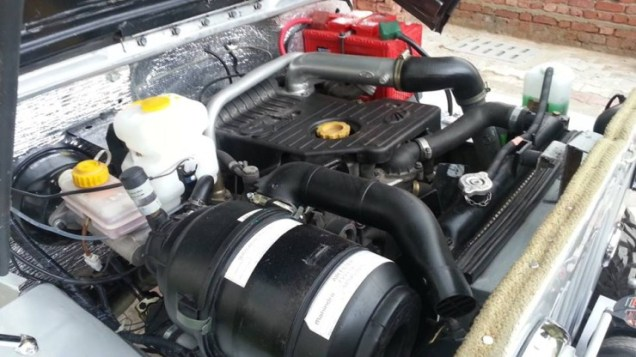 Willy's Jeep Custom 3