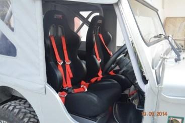 Willy's Jeep Custom 4