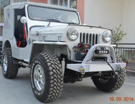 Willy's Jeep Custom 8