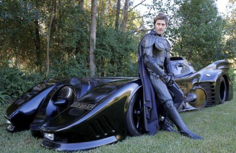 Zac Mihajlovic Batmobile 5