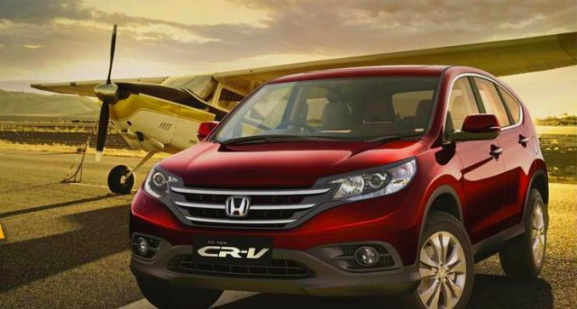 honda crv features