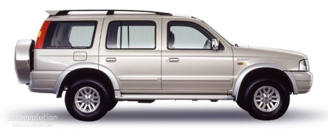 used ford endeavour