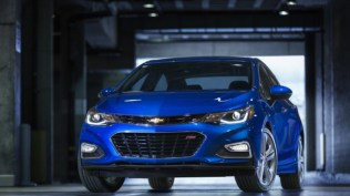 All-New 2016 Chevrolet Cruze Sedan 3