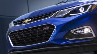 All-New 2016 Chevrolet Cruze Sedan 4