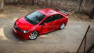 AutoPsyche's Honda Civic 5