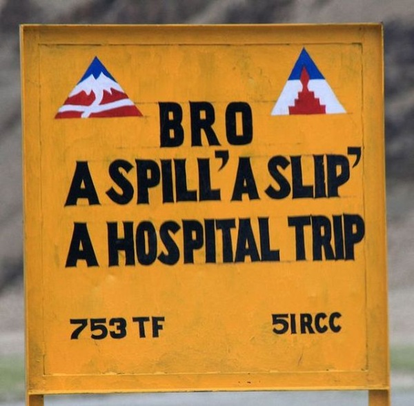 Funny Road Sign 35