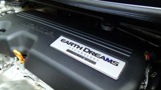 Honda Jazz diesel engine