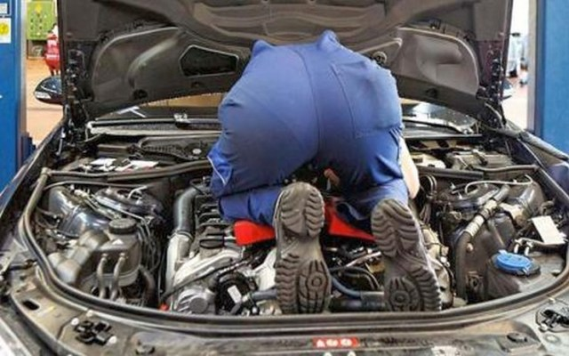 Neighborhood Mechanic