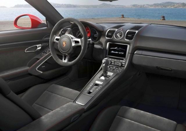 Porsche Boxster GTS 2
