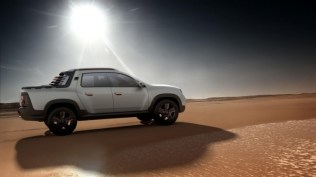 Renault Duster-based Oroch Pick Up Truck Concept 5