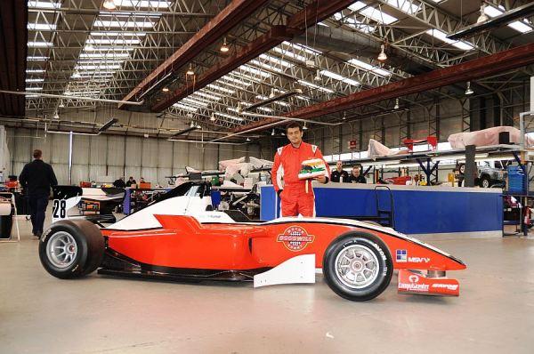 Ajith Kumar Car Race
