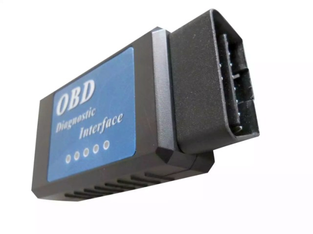 Bluetooth OBD Scanner