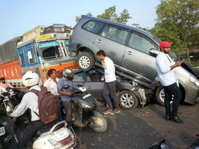 Car Crash Punjab