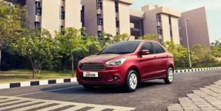 Ford Figo Aspire Compact Sedan 1