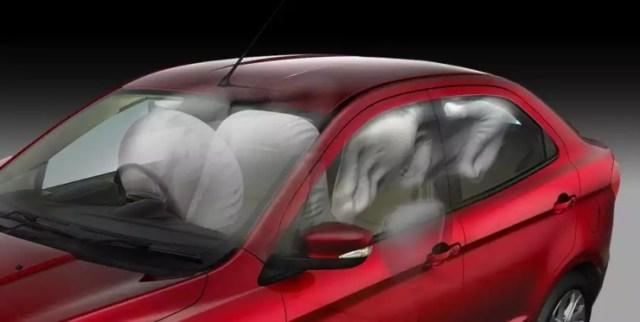 Ford Figo Aspire Compact Sedan 13