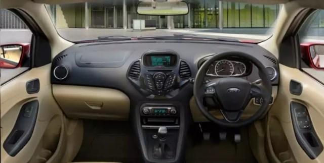 Ford Figo Aspire Compact Sedan 3