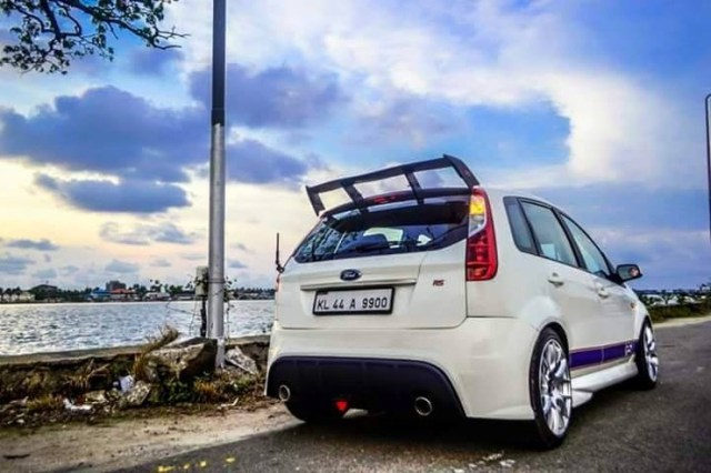 10 beautifully modified everyday cars from india for Ford motor company pre employment test
