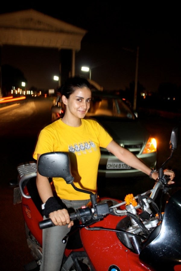 Gul Panag  Her Cars  Bikes